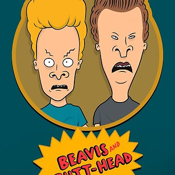 Beavis and Butt-Head - TV Shows by AkiraFussion