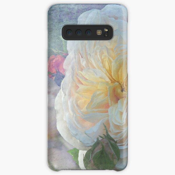 Alte englische Rose - Emanuelle Samsung Galaxy Leichte Hülle