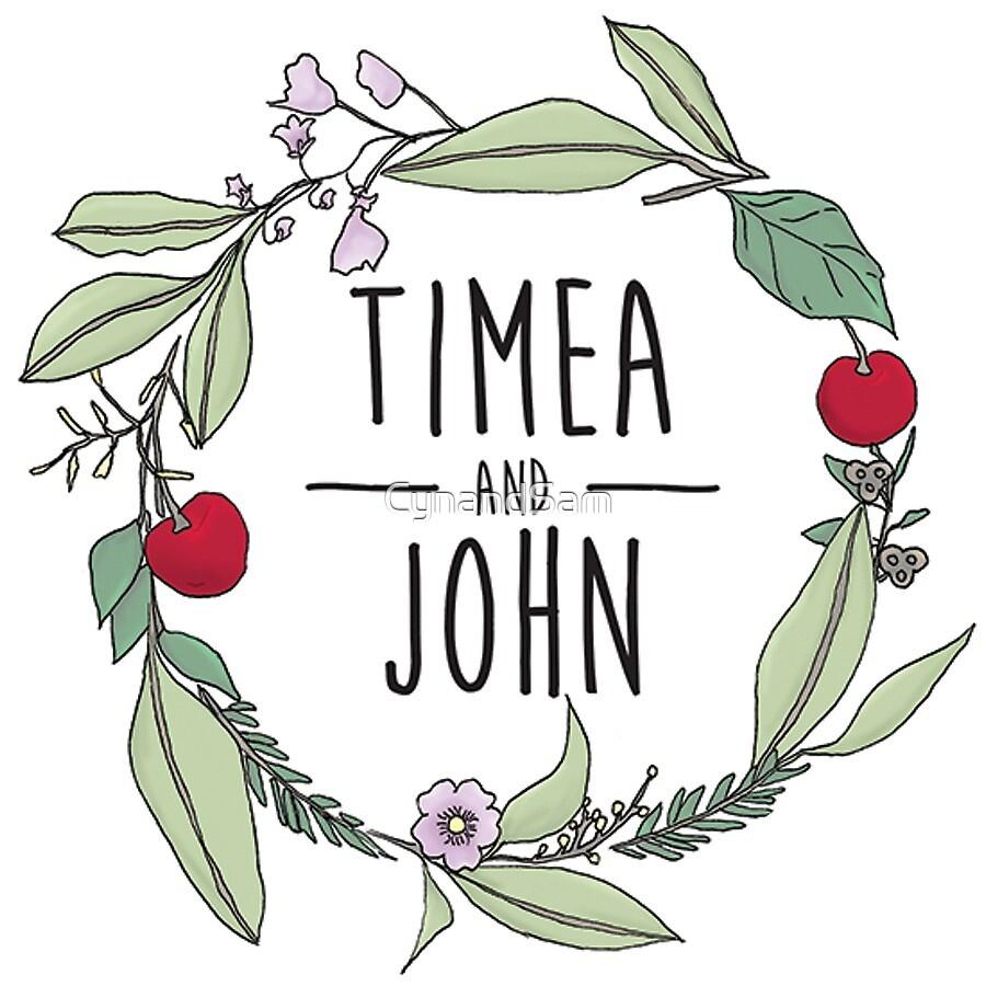 Timi and John by CynandSam
