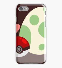 Pokémon breeder iPhone Case/Skin
