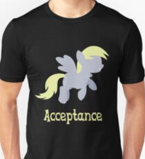 Derpy - Acceptance Unisex T-Shirt