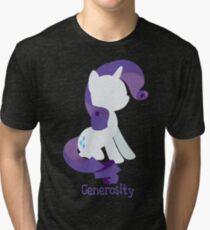 Rarity - Generosity Tri-blend T-Shirt