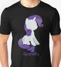 Rarity - Generosity Unisex T-Shirt