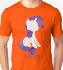 Rarity - Generosity Unisex T-Shirt