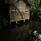 The Boatshed, Alfred Nicholas Garden by Leigh Penfold