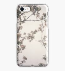 Faded blossom iPhone Case/Skin