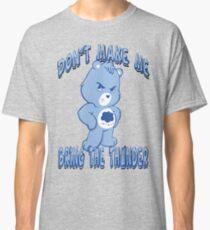 Grumpy Care Bear - Bring the Thunder Classic T-Shirt