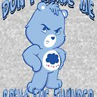 Grumpy Care Bear - Bring the Thunder by Gregory Colvin