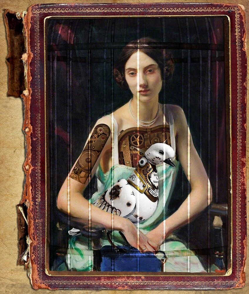 Clockwork Songbird by Margaret Orr