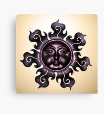 SUN 2 Canvas Print
