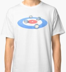 Camiseta clásica Spheal de curling