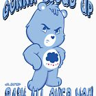 Care Bears - Cloud Up & Rain by Gregory Colvin