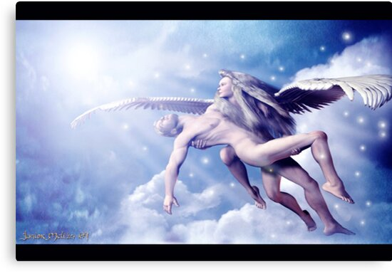 Heavenly Rescue: Part of DREAMS Series # 2 by Junior Mclean