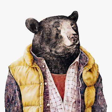 Goldener Schwarzer Bär von AnimalCrew