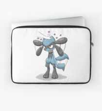 Happy Riolu Laptop Sleeve