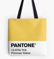 Pantone 13-0755 TCX Primrose Yellow Tote Bag