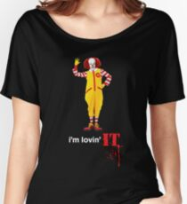 Pennywise lovin' IT ( White Font ) Women's Relaxed Fit T-Shirt