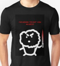 The Cannibal Muffin Unisex T-Shirt