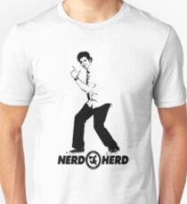 Chuck Bartowski - Buy More - NERD HERD Unisex T-Shirt