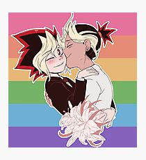Puzzleshipping lovewins Yu-Gi-Oh! Photographic Print