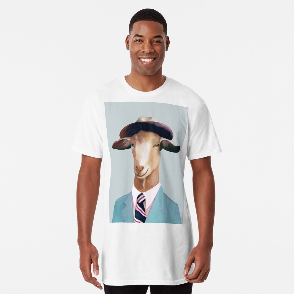 Goat Long T-Shirt
