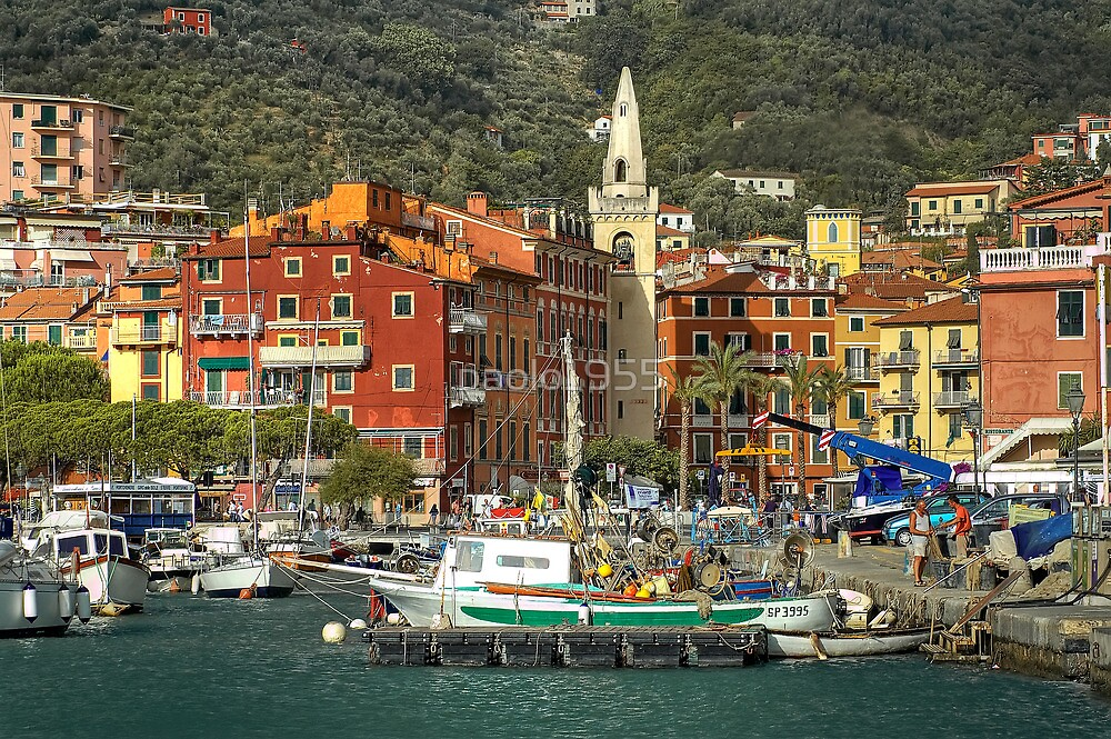 Lerici - Harbour by paolo1955