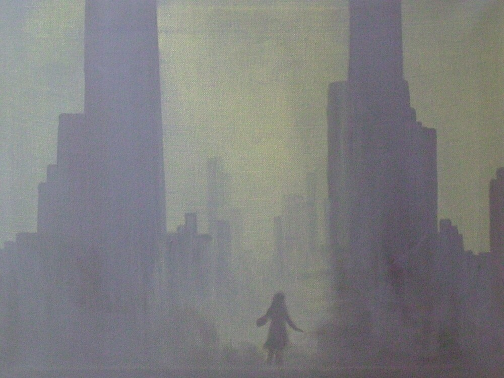 Into the City by Garry Linahan