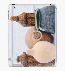 Traditional Greek Tableware iPad Case/Skin