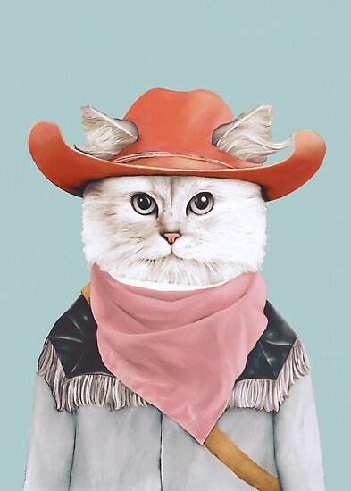 Rodeo Cat von AnimalCrew
