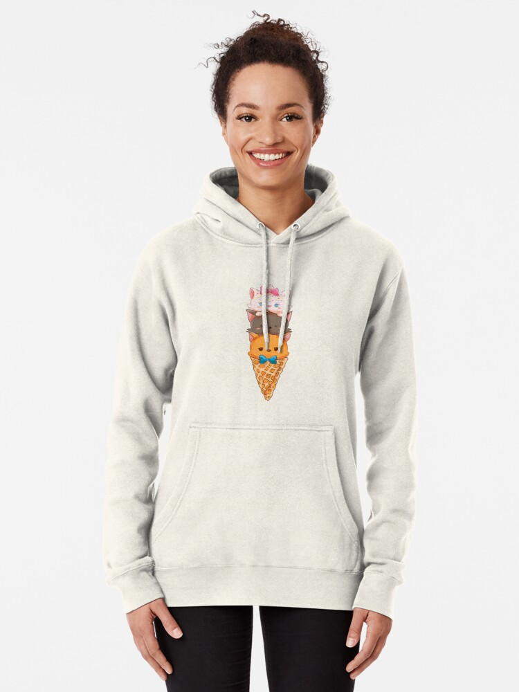 Alternative Ansicht von Aristokaten! Hoodie