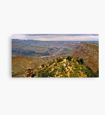 The Grand Canyon Series  - 10 Colorado River Canvas Print