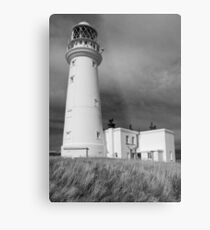 Flamborough Lighthouse No 2 Metal Print