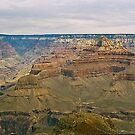 The Grand Canyon Series  - 12 Into The Canyon by Paul Gitto