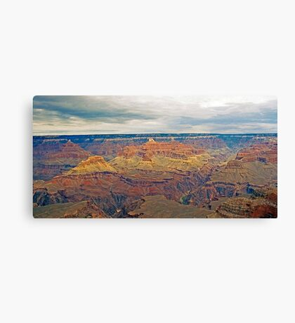 The Grand Canyon Series  - The Grand Canyon Canvas Print