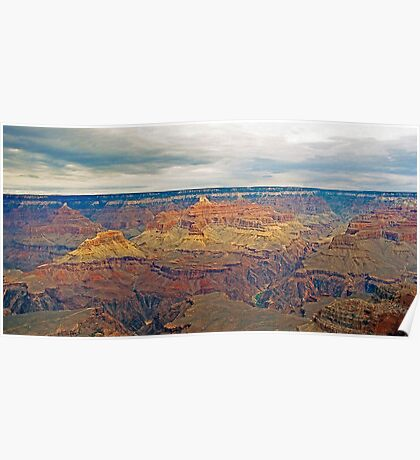 The Grand Canyon Series  - The Grand Canyon Poster