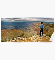 The Grand Canyon Series  - Anne's Canyon Poster