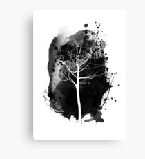 Dead Weight Canvas Print