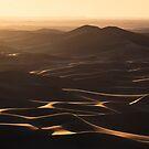 Sahara Glow by Michael Breitung