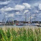Tall Ships'Race by Gilberte