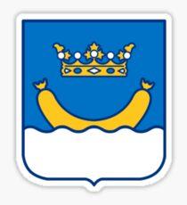 Helsinki Sausage Sticker