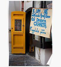 Sfutato Amalfitano Poster