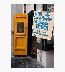 Sfutato Amalfitano Photographic Print