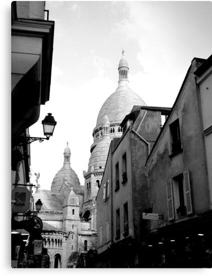 Montmartre by Josephine Pugh