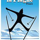 La Plagne, Frankreich von BokeeLee
