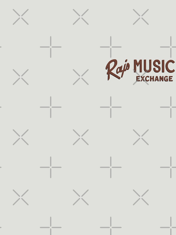 Ray's Music Exchange - Bespoke Text (Store Sign) by thedrumstick