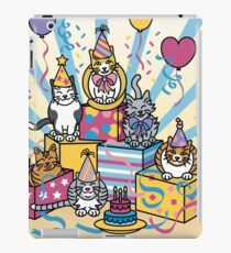 Party Cats iPad Case/Skin