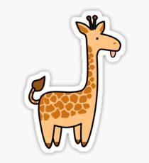 Baby Giraffe Sticker