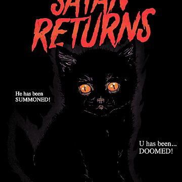 Satan kehrt zurück von wytrab8