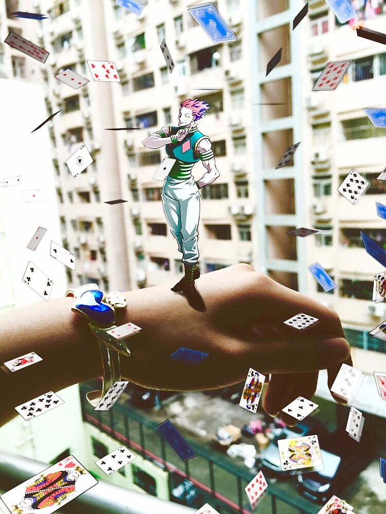 Hisoka in real life edit 2 by saralovecas