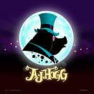 A. J. HOGG MAGIC MOON LOGO by PigMan62